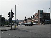 SJ8748 : Crossroads, Cobridge by David Weston