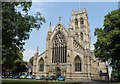 SE5703 : The Minster Church of Saint George, Doncaster by Dave Pickersgill