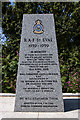 SW8769 : RAF station St Eval memorial, St Eval by Mike Searle