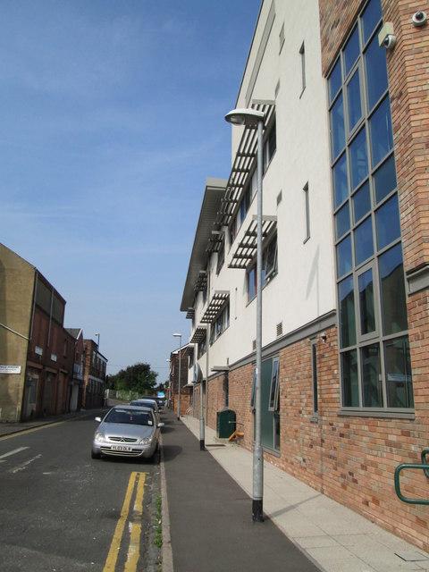 Remer Street, Cobridge
