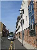 SJ8748 : Remer Street, Cobridge by David Weston