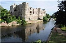SK7954 : Newark Castle by Philip Halling