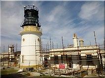 HU4007 : Sumburgh Head Lighthouse by Rude Health