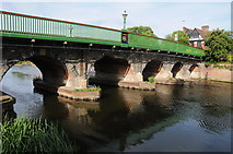 SK7954 : Trent Bridge, Newark on Trent by Philip Halling