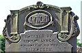J4079 : Lynch headstone, Holywood (2) by Albert Bridge