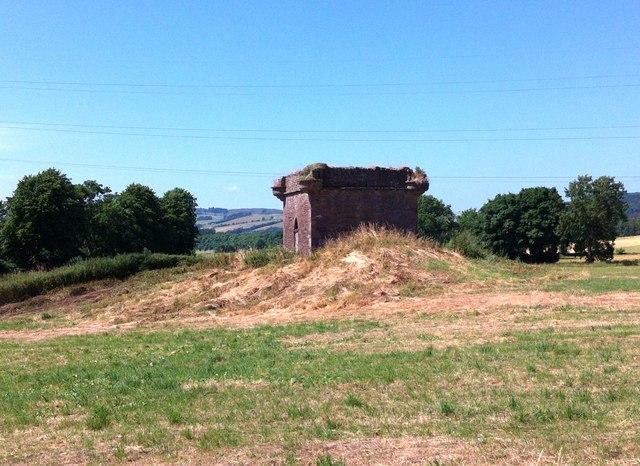 Castle Huntly Dovecote