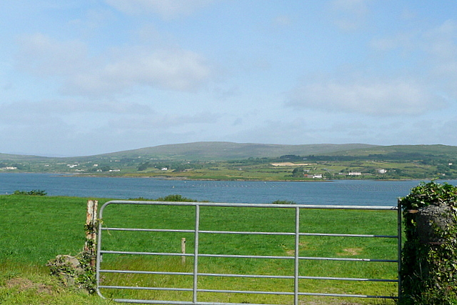 View towards Dunmanus Bay