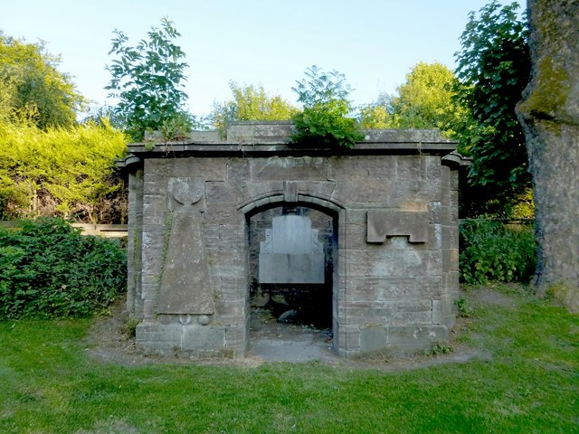 Mausoleum of the Turnbulls of Place of Bonhill