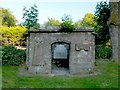 NS3979 : Mausoleum of the Turnbulls of Place of Bonhill by Lairich Rig