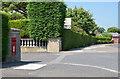 J1345 : Wall box, Banbridge (2) by Albert Bridge