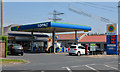 J1445 : Petrol station, Banbridge by Albert Bridge
