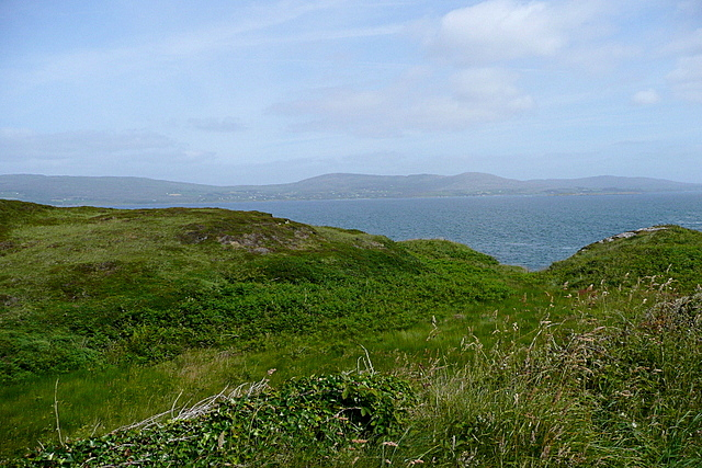 Coastline at Dunmanus West