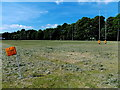 SO0351 : Builth Wells Rugby Football Club ground by Jaggery
