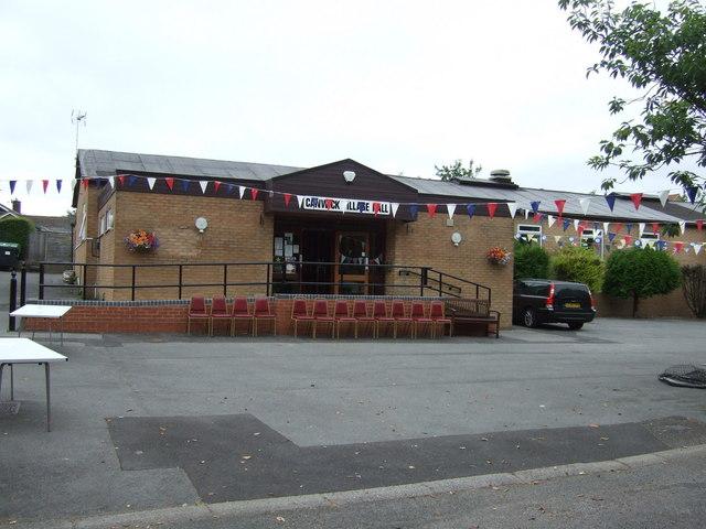 Canwick Village Hall