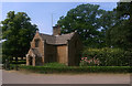 SP4138 : Gatehouse, Broughton Castle and Park by Julian Osley