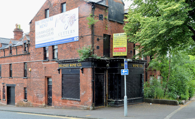 Nos 1-3 Ridgeway Street, Belfast (2013-1)