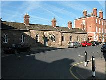 SO5139 : St Ethelbert's Hospital by Keith Edkins