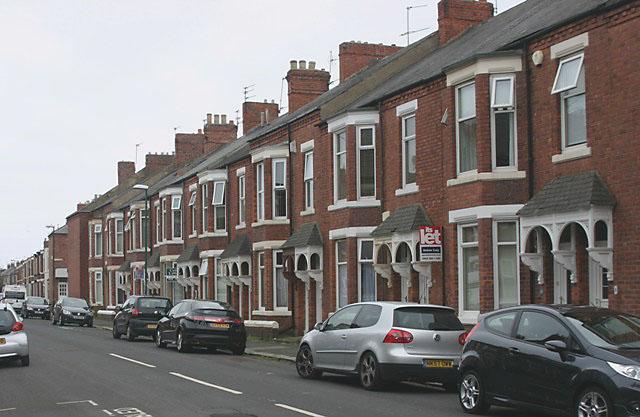 Coleridge Avenue, South Shields