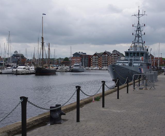 Orwell Quay, Ipswich