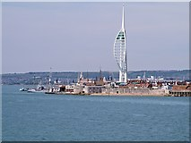 SZ6299 : Portsmouth Seafront by David Dixon