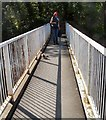 SJ9398 : Ashton Canal Footbridge #29 by Gerald England