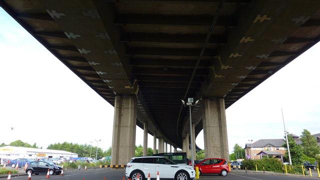 White Cart Viaduct, Glasgow