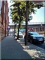 TQ2877 : Bradmead, Battersea by PAUL FARMER