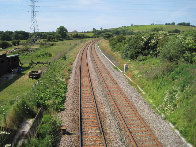 Bulgill railway station (site), Cumbria