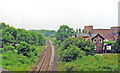 SE3957 : Site of Goldsborough station, 2000 by Ben Brooksbank
