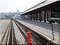 SZ5993 : The Pier Head Railway Station, Ryde by David Dixon