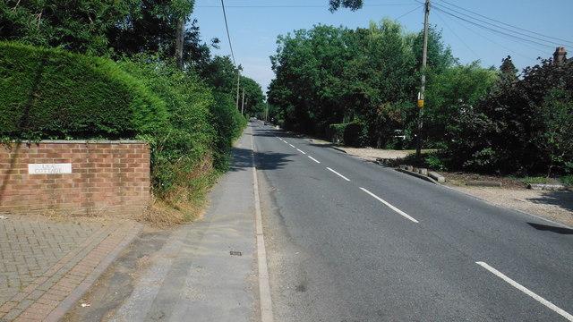 Windsor Lane, Little Kingshill