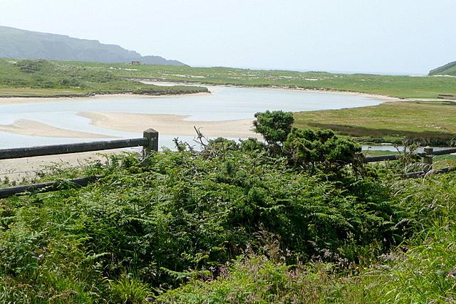 Estuary at Cannawee