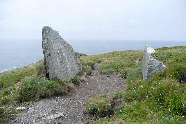 Gateway to Brow Head
