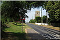 SP7624 : Entering Granborough by Philip Jeffrey