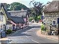 SZ5880 : Shanklin Old Village by David Dixon