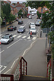 SK8508 : Melton Road, Oakham by Stephen McKay