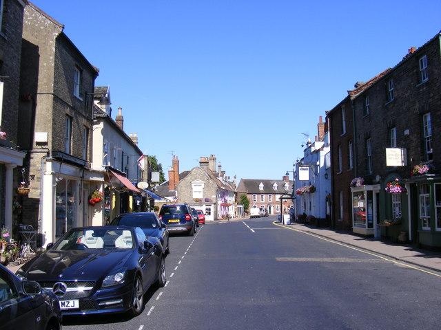 Earsham Street, Bungay