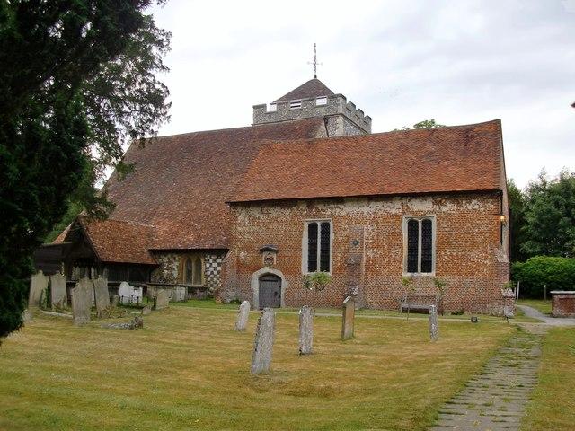St Giles's church, Stoke Poges
