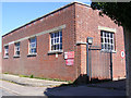 TM3389 : Bungay Sorting Office by Adrian Cable