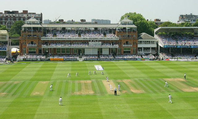 Day one of the Second Ashes Test at Lord's
