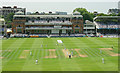 TQ2682 : Day one of the Second Ashes Test at Lord's by Hugh Chevallier