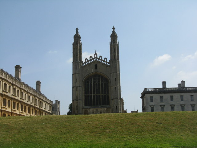 King's College Chapel from The Backs