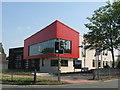 SJ4388 : New Belle Vale Fire Station by Sue Adair