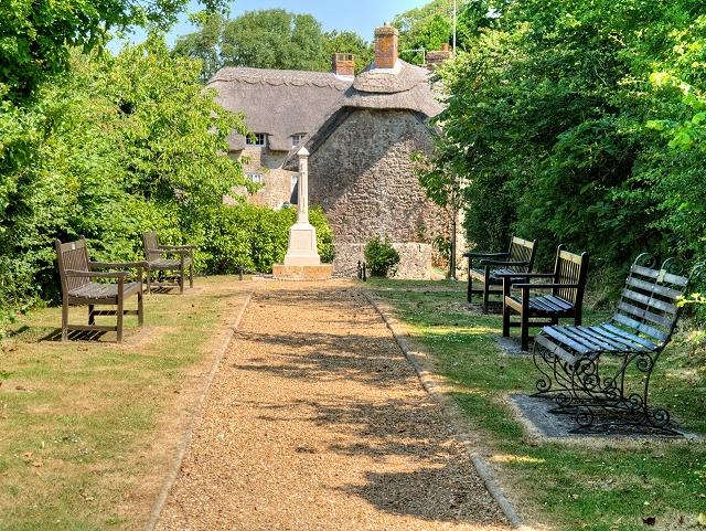 War Memorial Garden, Godshill