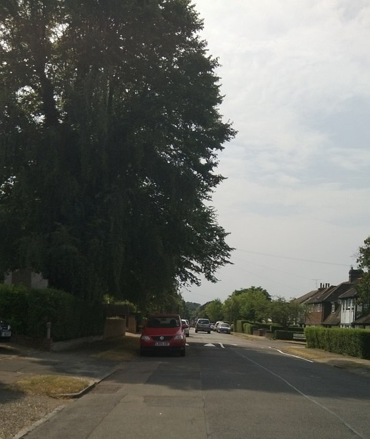 Hillcrest Road, Purley