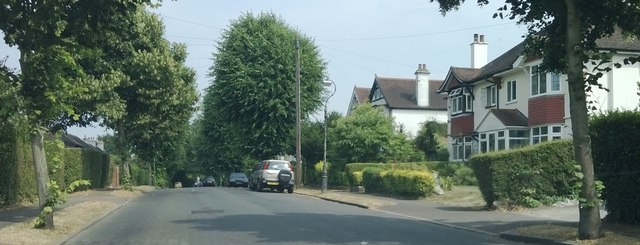 Highfield Road, Purley