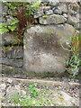 SE0125 : Bench mark, Stake Lane by Humphrey Bolton