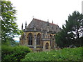 ST5071 : View of East end of Tyntesfield Chapel by Virginia Knight