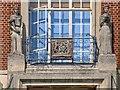 SZ5089 : County Hall, Newport by David Dixon