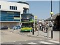 SZ4989 : The Bus Station, Newport by David Dixon